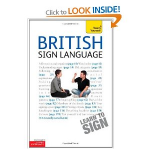 British Sign Language Book