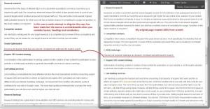Plagiarism example 2 image