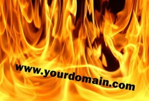 Domain in Flames