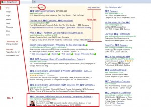 Search results for SEO