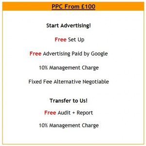 Pay Per Click Prices