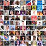 Mosaic image of 99 SEO experts
